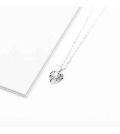 Halskette Herz...