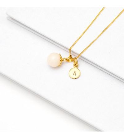 Muttermilch-Perle mit Mini...